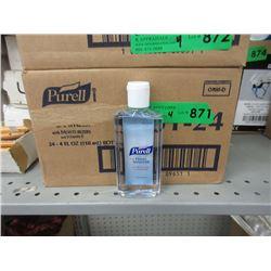 4 Cass of Purell Hand Sanitizer