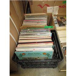 2 Boxes of Vintage LP Records