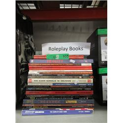 22 Roleplay Books