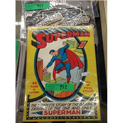 1978 Reprint of Large Superman 10¢ Comic