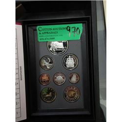 1997 Double Dollar Canadian Proof Coin Set