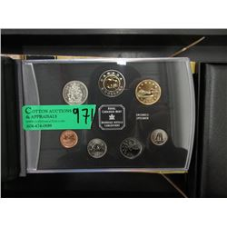 1998 Canadian Mint Specimen Coin Set