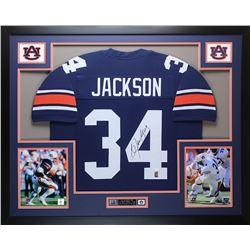 promo code 54b46 677c2 Bo Jackson Signed Auburn Tigers 35