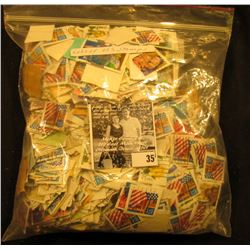 Bag of Lots of U.S. Stamps are .32c denomination.