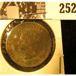1888 Canada Large Cent