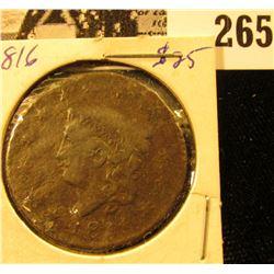 1816 U.S. Large Cent.