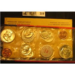 1959 U.S. Mint Set, Original as issued.