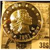 """1981 Proof """"American Eagle"""" One Ounce .999 Fine Silver Medallion, World Wide Mint."""