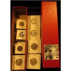 (42) High grade Clad Washington Quarters, & 1917P, (8) 17D, (6) 17S, (3) 18P,  (3) 21S, (2) 23P, & (