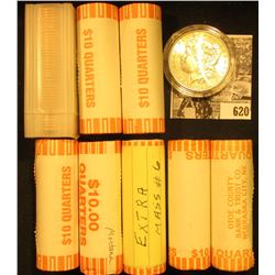 (3) 2003 D Illinois, (3) 1999 D Connecticut, 2000 D Massachusetts, & 2007 D Montana Rolls of  Stateh