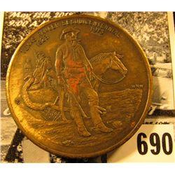 """""""Texas Ranger Sesquicentennial 1823 1973"""", """"State of Texas/Texas Ranger Commemorative 1823-1973"""", 39"""