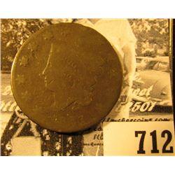1821 U.S. Large Cent.