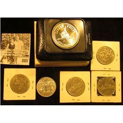 1968 & 1969 Voyageur, 1870-1970 Manitoba, 1871-1971 British Columbia, & 1867-1982 Confederation Cons