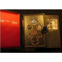 1979 Griffin Canada Double Dollar Double Struck Canada Coin Set in original holder of issue. Include