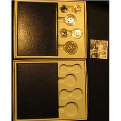 1984 & 1986 Canada Specimen Sets in original boxes of issue.