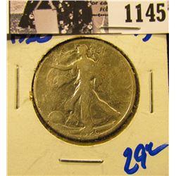 1145 . 1920 P Walking Liberty Half Dollar