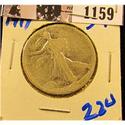 1159 . 1919 P Walking Liberty Half Dollar