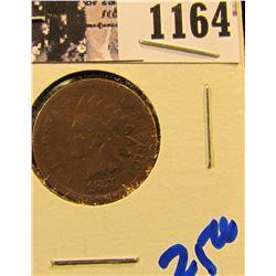 1164 . 1874 Semi Key Date Indian Head Penny