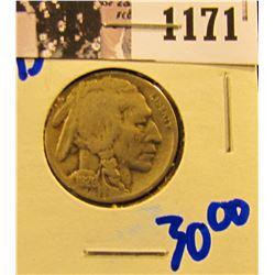 1171 . 1926-D Semi Key Date Buffalo Nickel