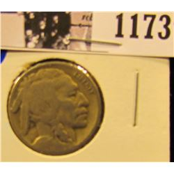 1173 . 1918-S Semi Key Date Buffalo Nickel