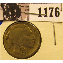 1176 . 1919-S Buffalo Nickel