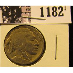 1182 . 1919-D Semi Key Date Buffalo Nickel