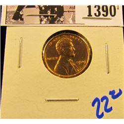 1390 . Upgrade 1909 VDB Wheat Cent