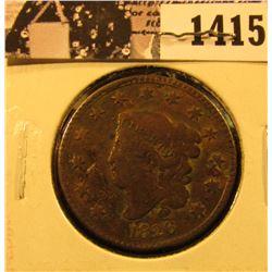 1415 . 1826 U.S. Large Cent, VG.