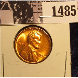 1485 . 1946 D Lincoln Cent, Red BU.