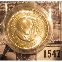 1548 . 1946 P Booker T. Washington Commemorative Silver Half-Dollar, Brilliant Uncirculated.