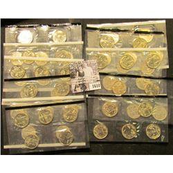 1610 . 1999 P & D, 2000 P, D, 2001 P, D, 2002 P, D, 2003 P, D,  & 2006 D U.S. Five-Piece Quarter Min