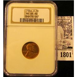 1791 . 1938 P Lincoln Cent NGC slabbed MS65 RD.