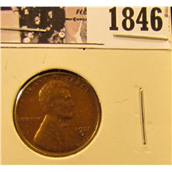 1846 . 1931 S Lincoln Cent, EF.