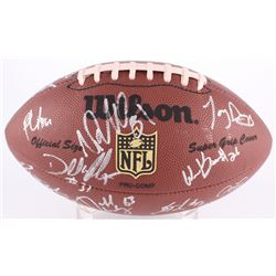 2004 Colts NFL Football Team-Signed by (24) W/  (JSA ALOA)