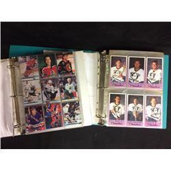 HOCKEY TRADING CARDS LOT (COMPLETE SETS)
