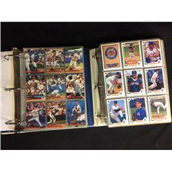 BASEBALL TRADING CARDS LOT (COMPLETE SETS)