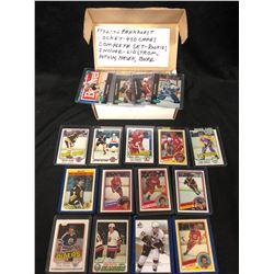 1992-93 PARKHURST HOCKEY CARDS (450 CARDS) COMPLETE SET