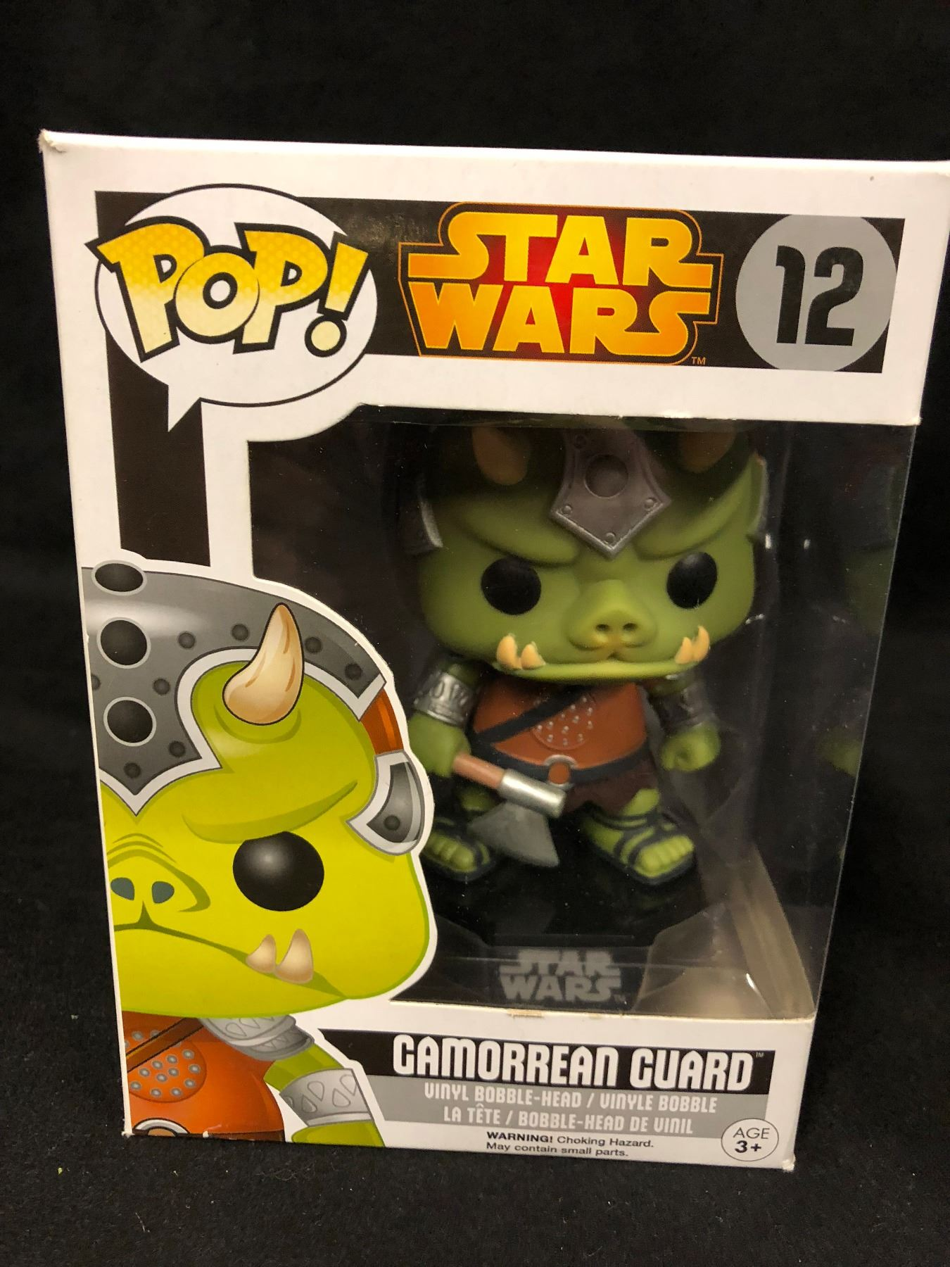 Camorrean Guard 12 Fast Deliver Funko Pop Vinyl Star Wars