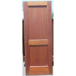 Wooden Door (some termite damage - see photos)