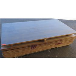 "1.25"" Thick Wood Siding Panel 1 pc"