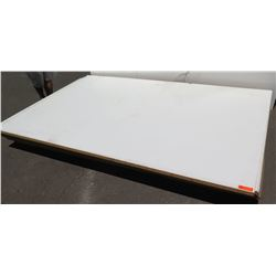 "White Particle Board Panels (1"" or 1 5/8"" thick) 4pcs"