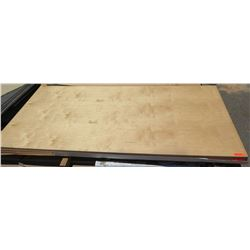 "Two Sided White Maple Panel (3/4"" thick) 4pcs"