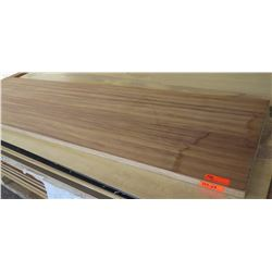 "Qty 1 Koa Veneer, Plywood Sheet 3/4"" (27"" x 96"") $400 Value"