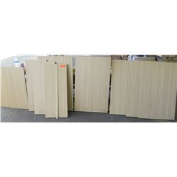 Engineered Wood Panels - Various Sizes