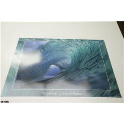 """""""Pipeline"""" by Hank Fotos, Paper, 36 x 24"""