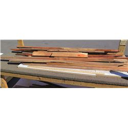 Koa Wood Ripping - Various Lengths (Some w/ Bark)