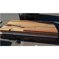 LVL Koa Wood Stiles & Rails, Various Lengths 2x4s 2x6s?