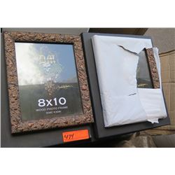 "DM Dzigns Picture Frames 8""x10"" 20 pcs"