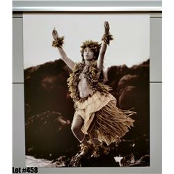 """Pule Hoopomaikai"" by Randy Braun, Paper, 16"" x 20"" (qty 2)"