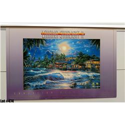 """Lahaina Starlight"" by Christian Lassen, Paper, 24x16 (qty 5)"